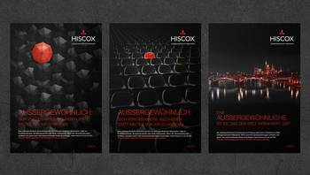 3 Employer-Plakatmotive HISCOX