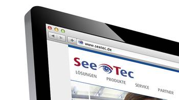 Website-Relaunch SeeTec