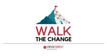 MindForest - Walk the change Logo