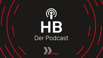 Logo auf Visual HB Der Podcast