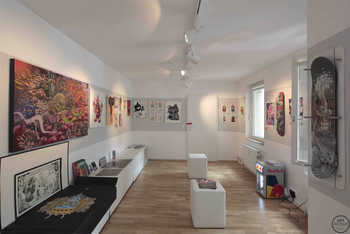 Urban Art Pop-up Store von Art Avenue