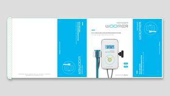 WOOMER Packaging auf Stanze