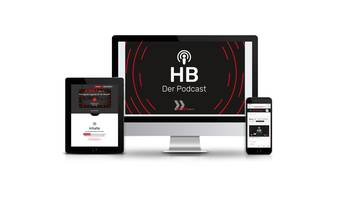 Podcast Intro auf allen Devices - Desktop, Tablet, Mobil