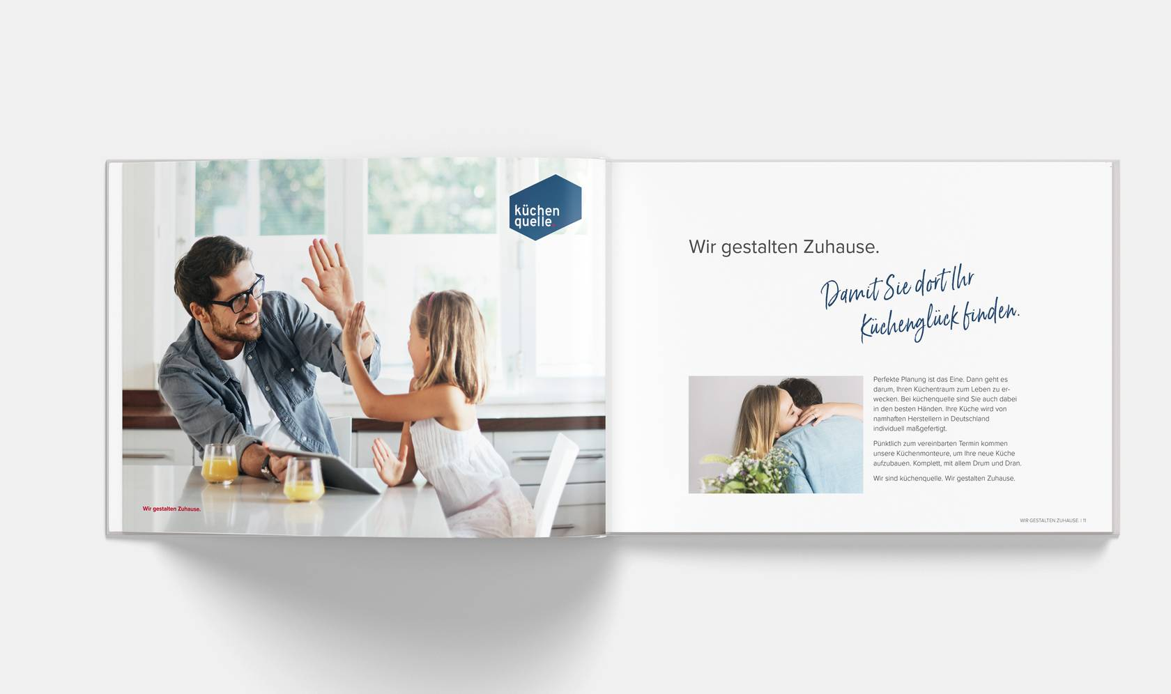 The New Kuchenquelle Product Catalogue Bloom
