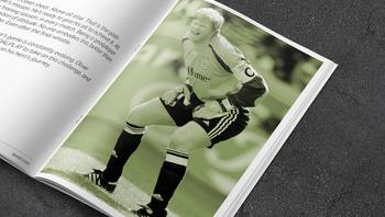 Brand Book GOALPLAY: Torwart Oliver Kahn